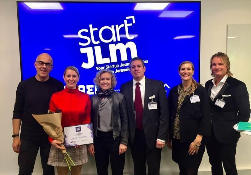 Sigrid Wins Start Jerusalem Pitch Competition – Sigrid